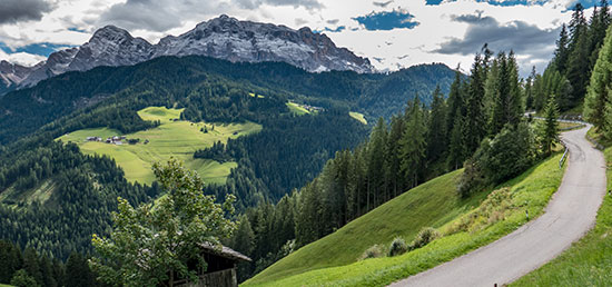 Bike through Northern Italy with Andy Hampsten