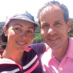 Andy & Elaine - Cinghiale Cycling Tours