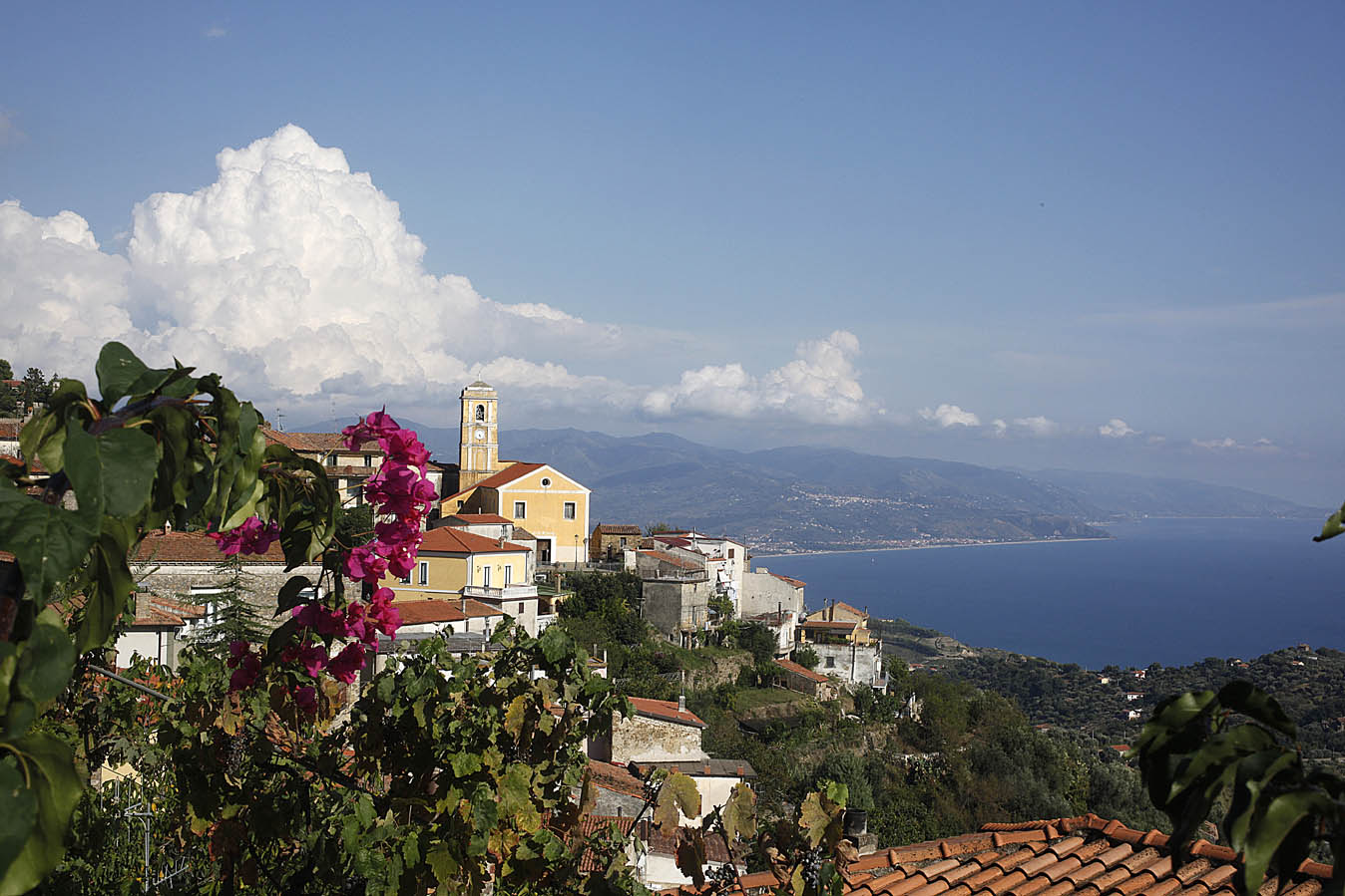 Bike through Southern Italy with Andy Hampsten